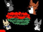 Happy newyears happy holidays Springclan!