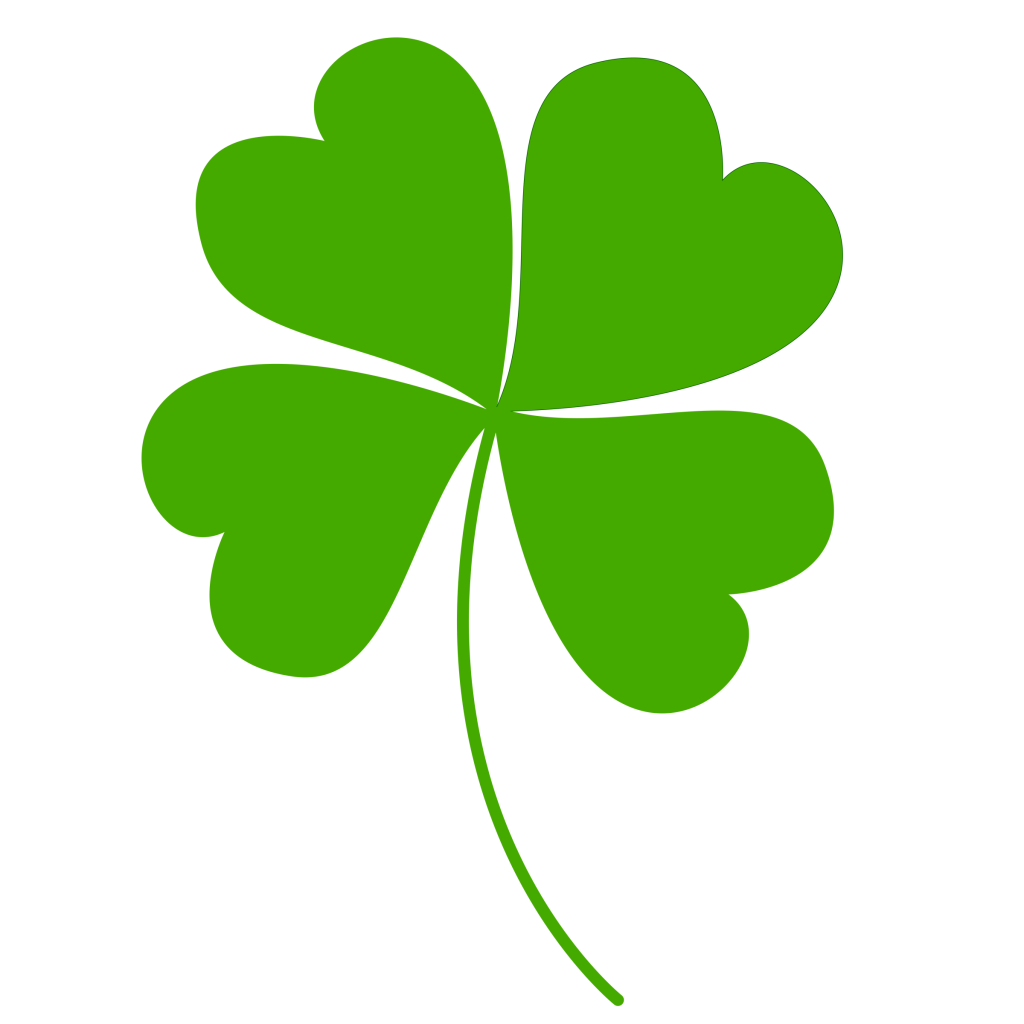 Image Four Leaf Clover Irish Symbol Of Luck 1024x1024g Animal