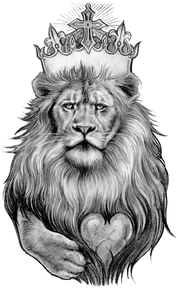 Image Lion Tattoo Png Clipart Png Animal Jam Clans