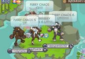 Furry chaos