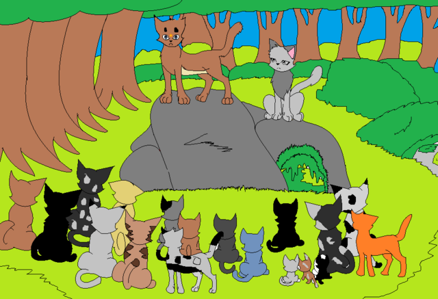 File:Free clan meeting lineart by xxlego chanxx-d35vo9w.png