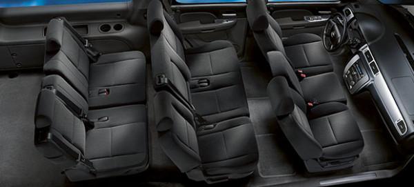 9 Penger Interior Chevrolet Suburban Jpeg
