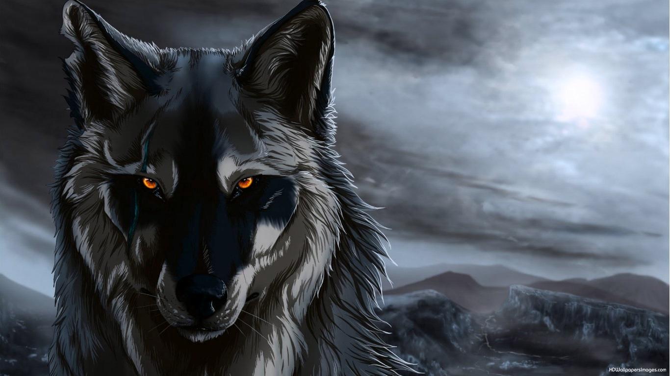 Anime wolf jpg