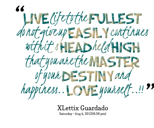 Live Life To The Fullest Quotes New Image  Livelifetothefullestquotes1  Animal Jam Clans .