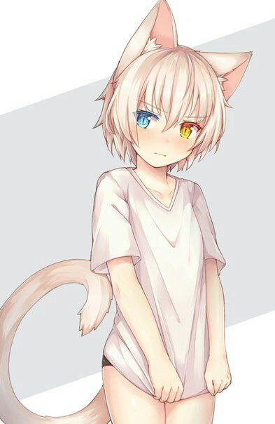 1c73a79db903be33959b5665f1609293 Cat Ears Kawaii Anime