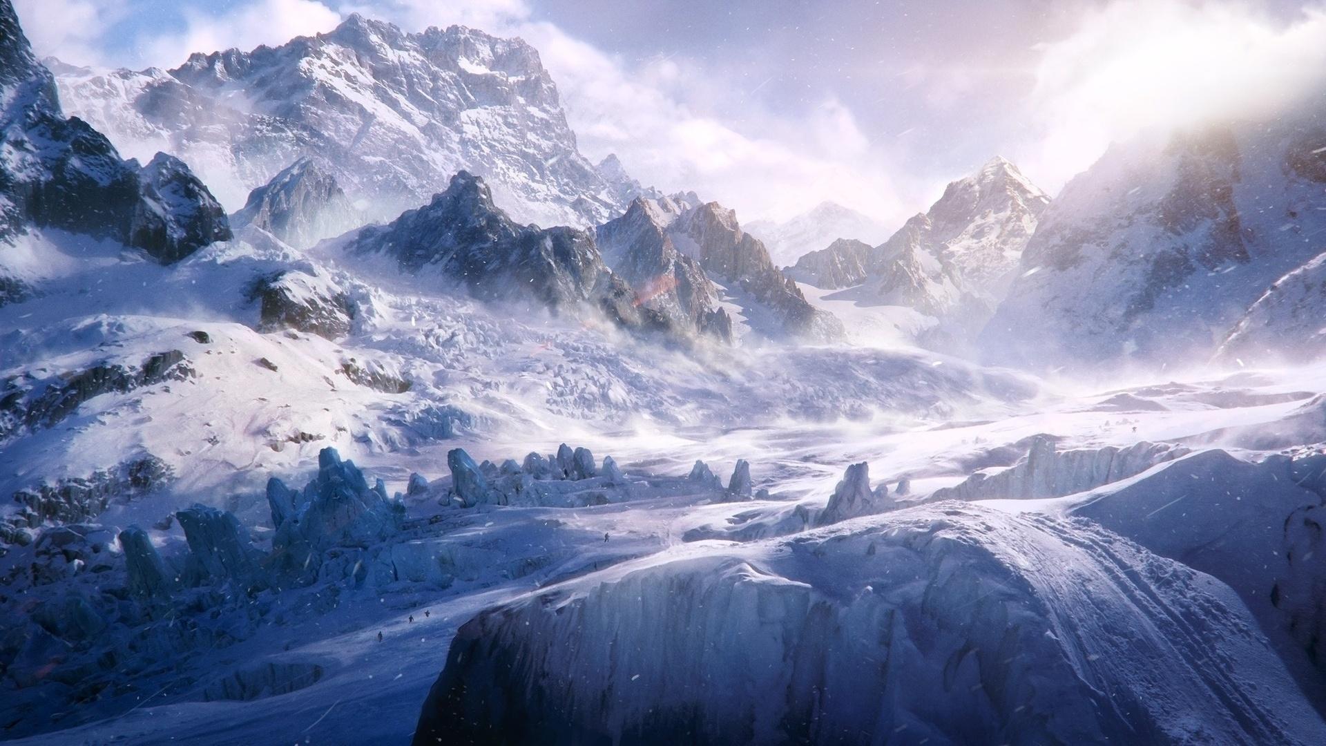 Image Snow Mountains Wallpaper Wallpaper 3jpg Animal Jam Clans