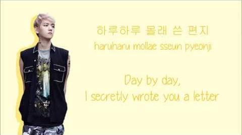EXO-K XOXO (Color Coded Hangul Rom Eng Lyrics)