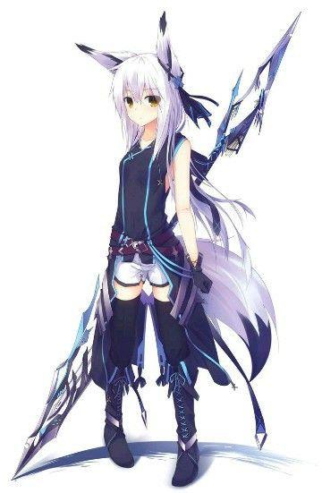 Image 3f88d06f1d926064329bce66590a7261 Anime Wolf Anime
