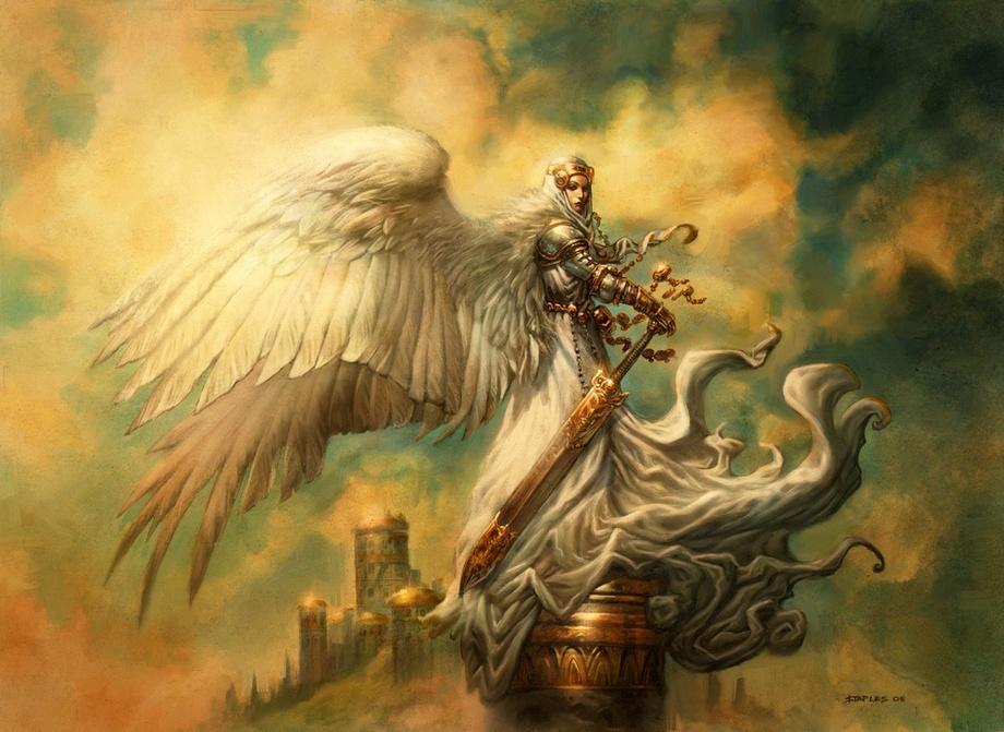 image archangel michael jpg animal jam clans wiki fandom