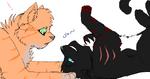 Amuto kitty s ssssssssssssswip line art by sootfrost1