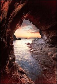 Sea-Cave-Mewstone-England