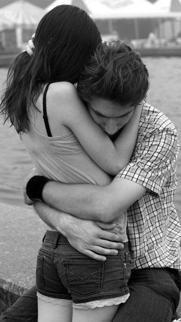Romantic Cute Couple Making Love Alone Sad Waiting Tumblr Kissing Hugging Kiss Hug HD Wallpapers 8