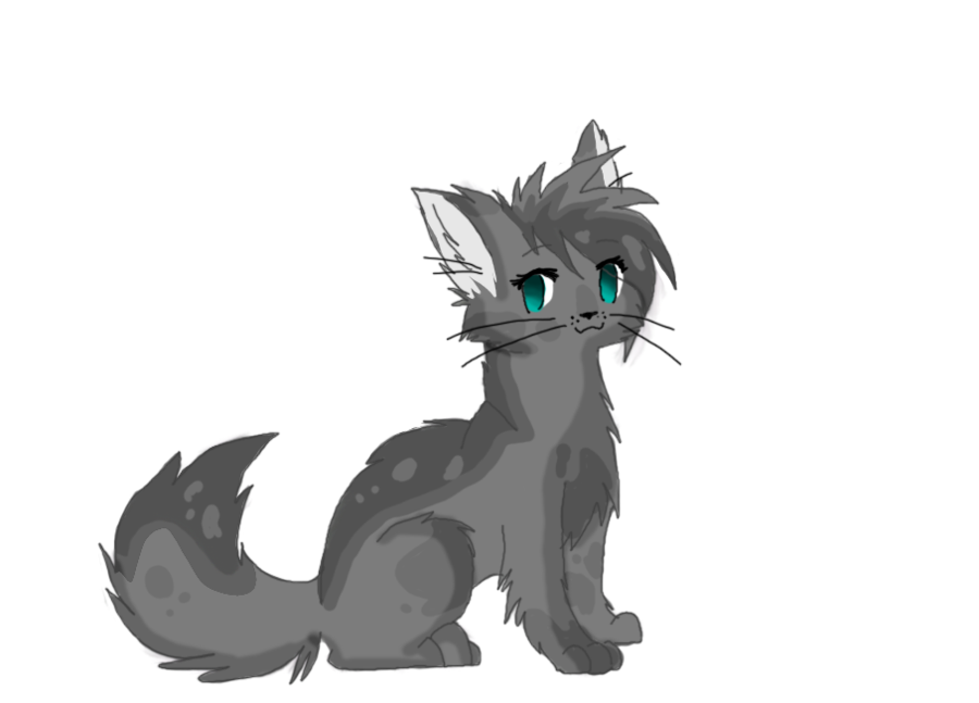 Cinderpelt Warrior Cats By Tuffipuffi D4it5i8
