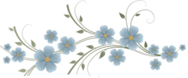 Pale-blue-page-divider-flowers-0