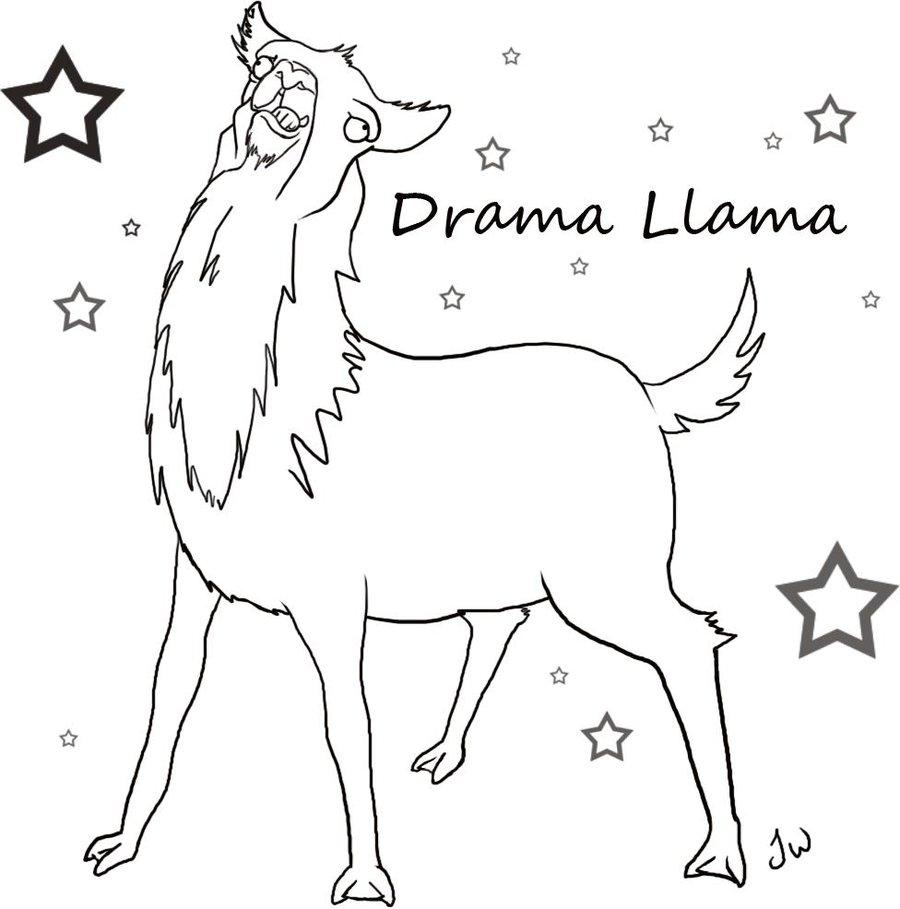 image drama llama template by aurigale d4efej6 jpg animal jam