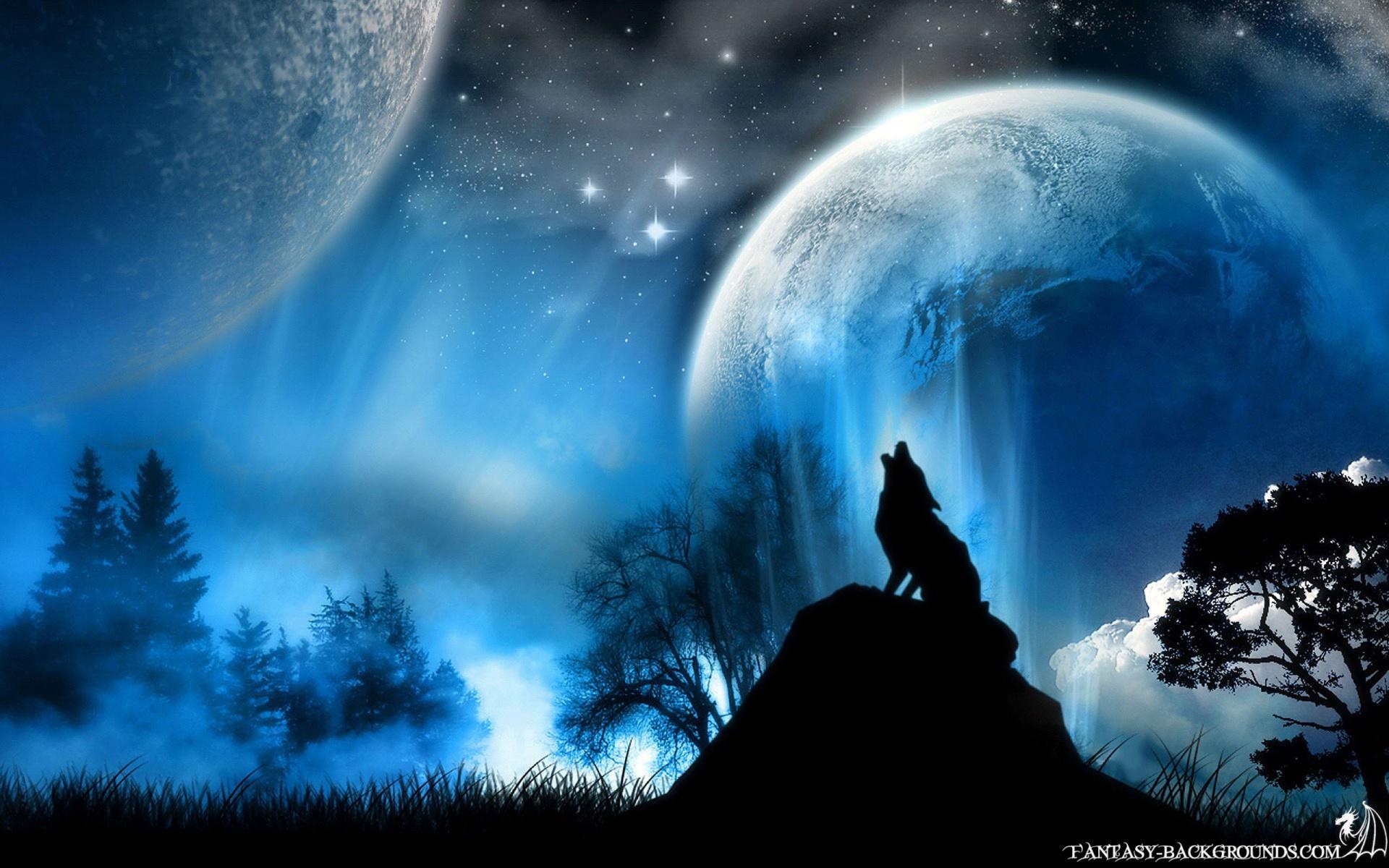 Image full moon wolf wallpaper 2g animal jam clans wiki full moon wolf wallpaper 2g voltagebd Images