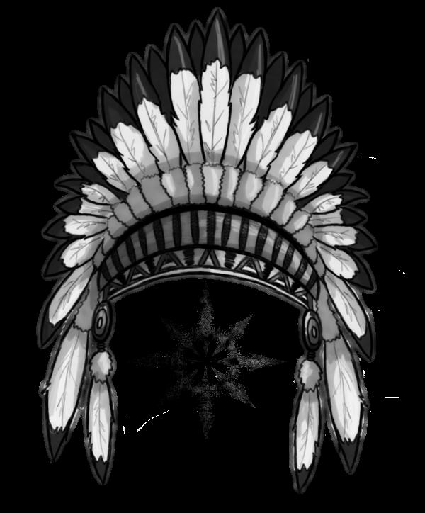 image indian headdress clipart by marinka7 d8ilbdz png animal rh animal jam clans wikia com Colored Pictures of Indian Headdress indian headdress clipart free