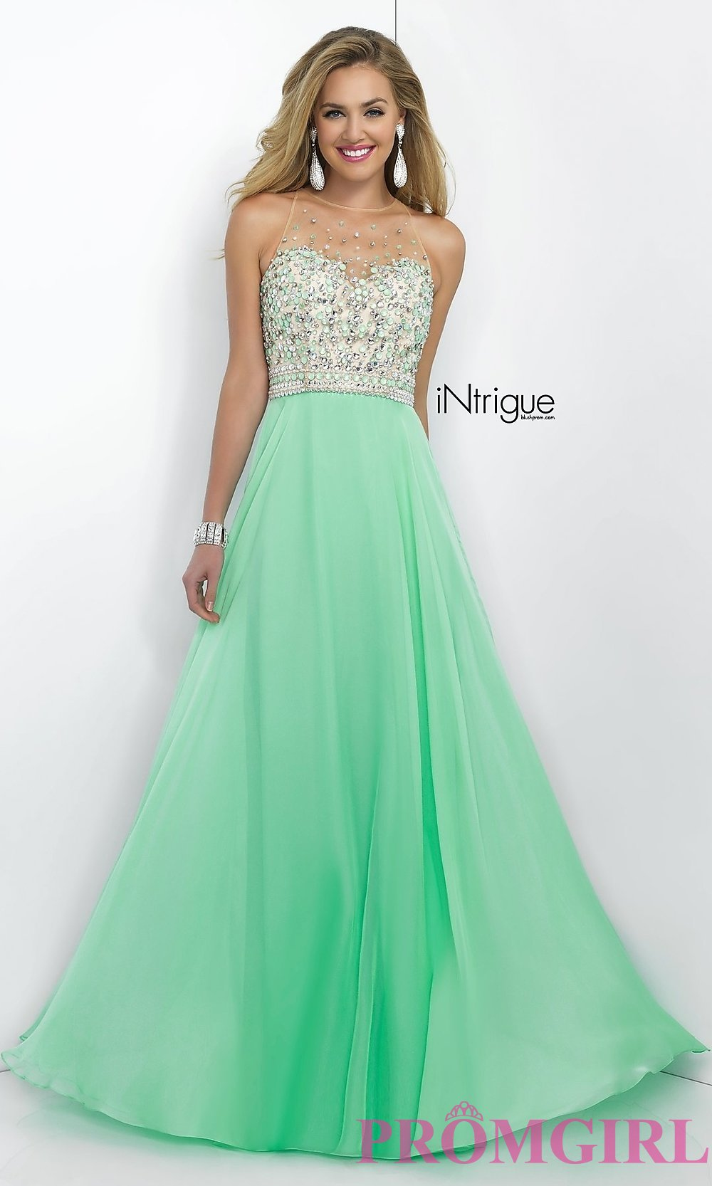 Unique Sea Green Prom Dresses Ornament - All Wedding Dresses ...
