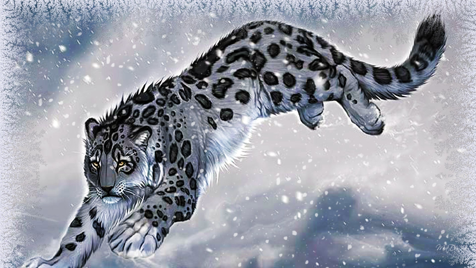 Image amazing animal snow leopard high resolution wallpaper for amazing animal snow leopard high resolution wallpaper for desktop background download snow leopard images freeg voltagebd Images