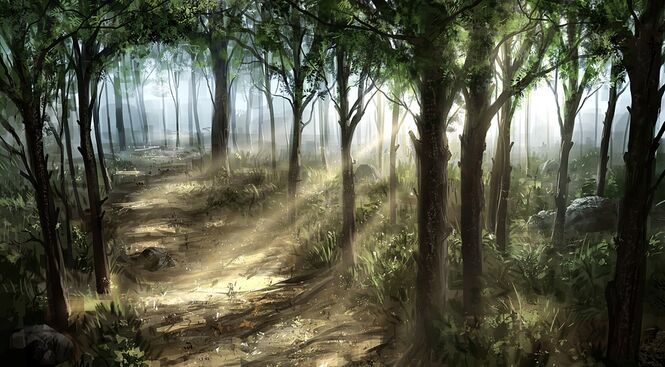 Woods by joakimolofsson-d4ibtoa