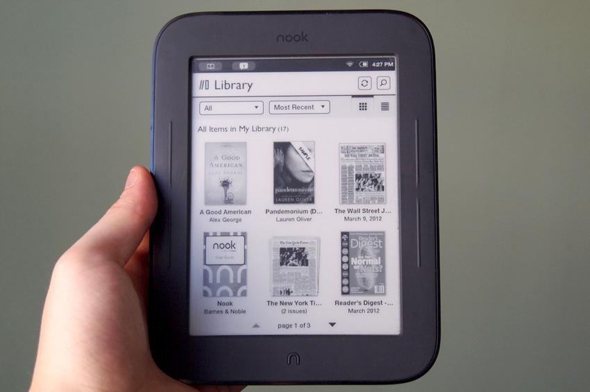 image barnes noble nook simple touch with glowlight library jpg