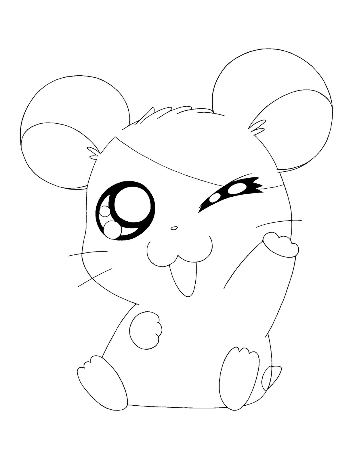 Image Really cute coloring pages 10