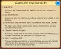 Sageclan's discord rules
