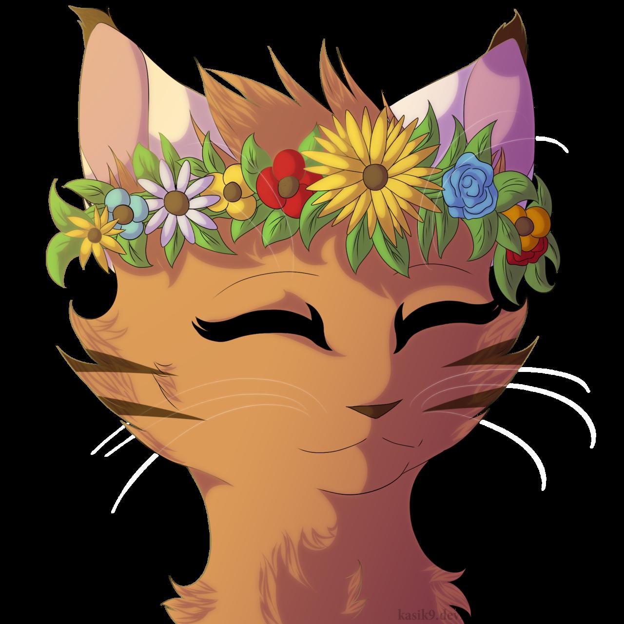 Image Flower Crowns Are Pretty By Kasik9 D8w38lbg Animal Jam