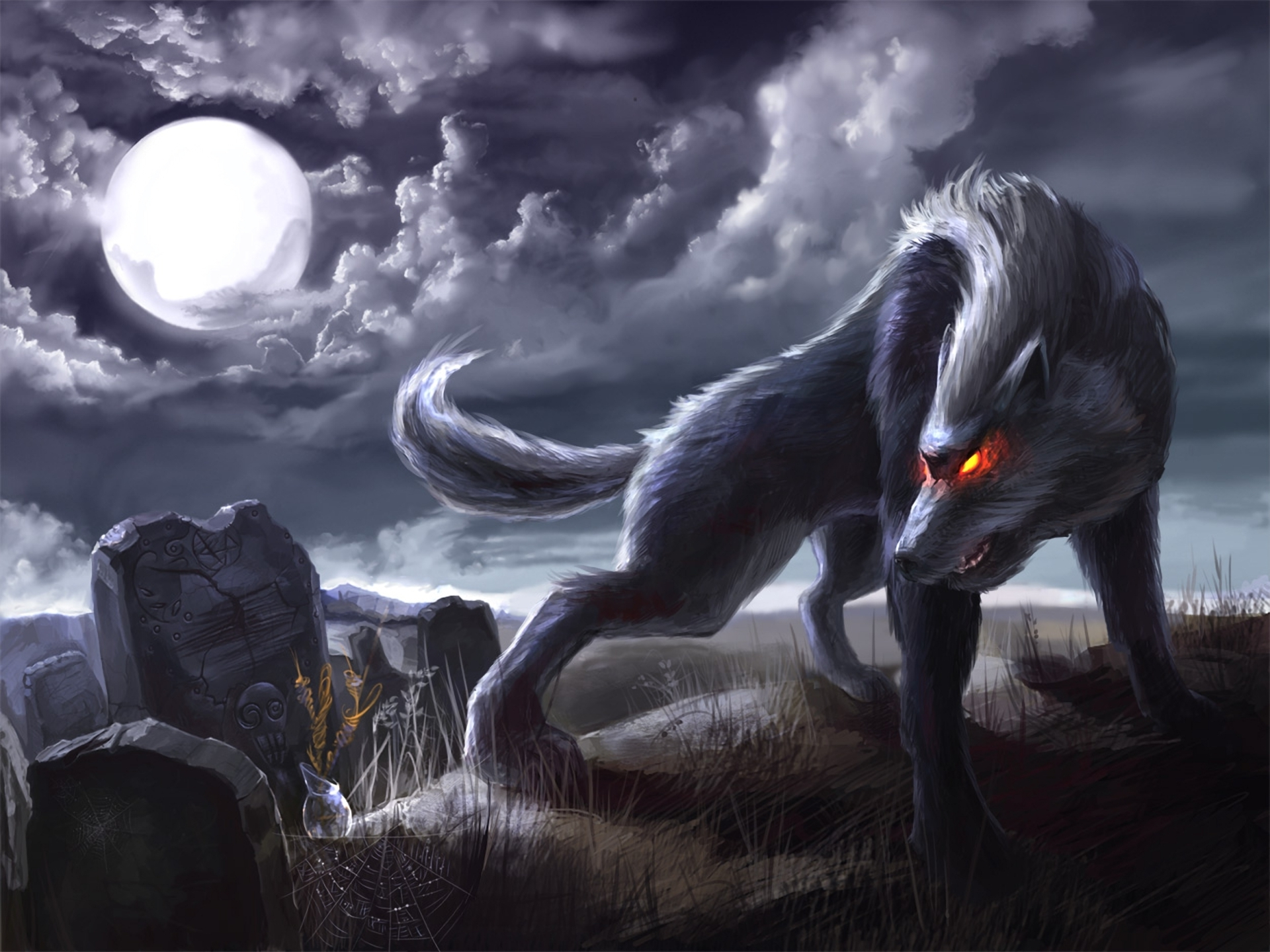 Werewolf Backgrounds Is Cool Wallpapers