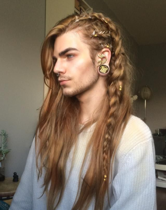 hairstyles for long hair for guys - HairStyles