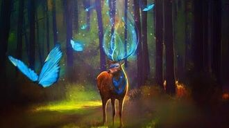Enchanted Forest Music (528Hz) - Brings Positive Transformation - Mystical Forest Sounds