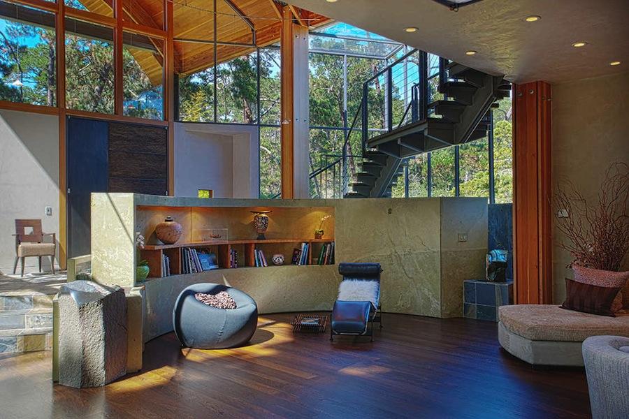 Dream House In California - Architectural Designs