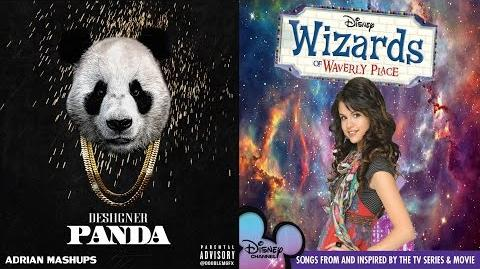 Panda vs Everything Is Not What It Seems (Mashup) Selena Gomez & Desiigner Wizard Of Waverly Place-2