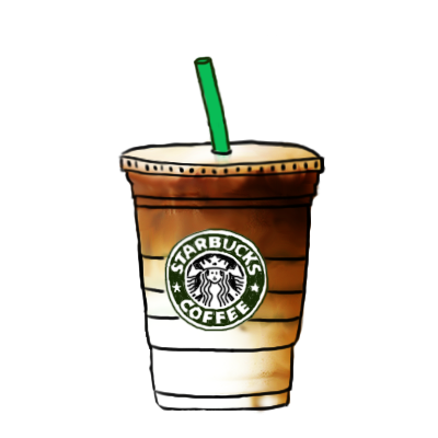 Starbucks Drink Coloring Page | Irfandiawhite.co