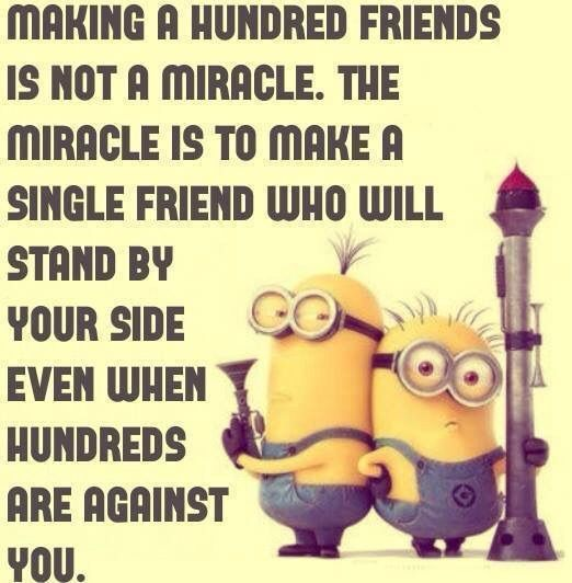 Funny Friendship Quotes Gorgeous Image  Best30Minionsbestfriendquotesfunnyfriendship