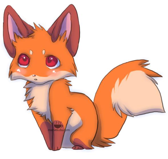 Cute Baby Fox Anime 1533e30ebfc86583e4d47d092c5809e3 D37wbqo