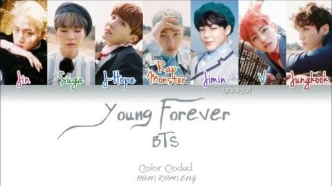 Young Forever (방탄소년단) - BTS