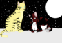 Free cat linearts by yycfyfyfarukardis-d3bes09