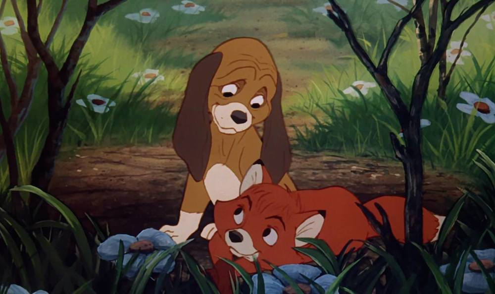 Disney On Friendship The Fox And The Hound