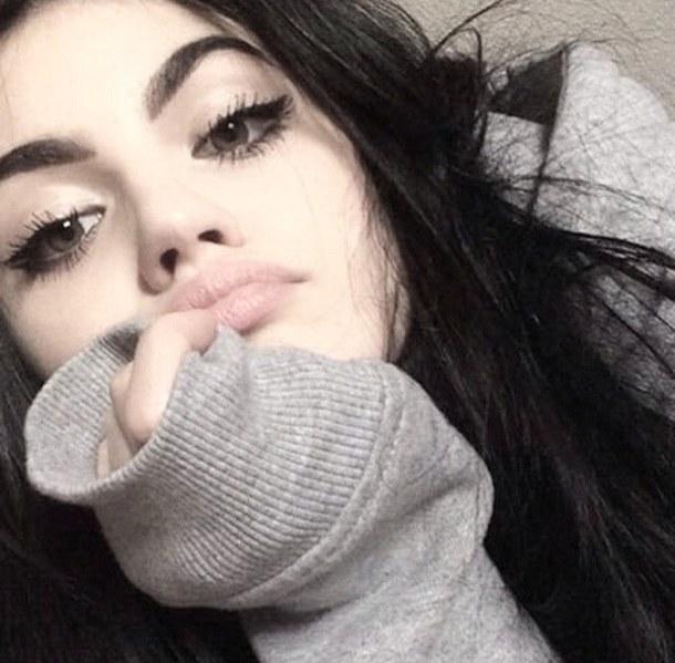 Brown Skin Girl Natural Makeup