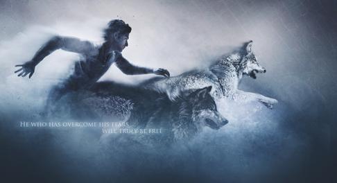 Teen wolf wallpaper 1 by kredoll-d7ueh28
