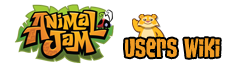 Animal Jam Users Wiki Wordmark