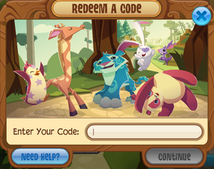 How To Redeem A Code Image