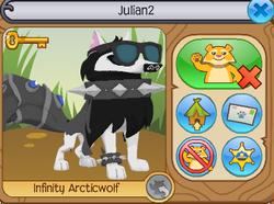 Julian2 and lilac petal dating games