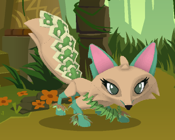 Image - Shiny Leafeon.png | Animal Jam Pokemon Wikia ...
