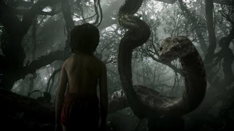 Disney's 'The Jungle Book' (2016) Mowgli Meets Kaa - IMAX Exclusive