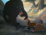 The Bear (The Fox and the Hound)