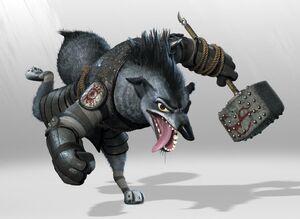 Wolf-Boss
