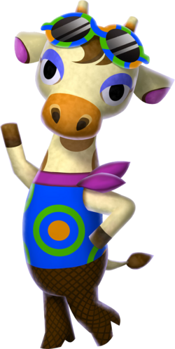Gracie animal crossing