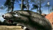 Thriaxodon animal armageddon